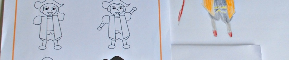 Learn How to Draw Christopher Columbus using the How to Draw pages from Activity Village