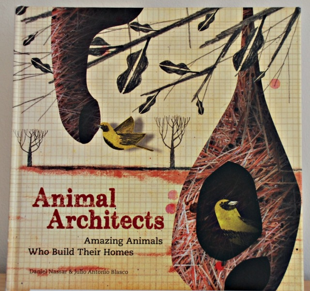 Animal Architects. Amazing Animals Who Build Their Homes. Informative children's book about animals and their homes