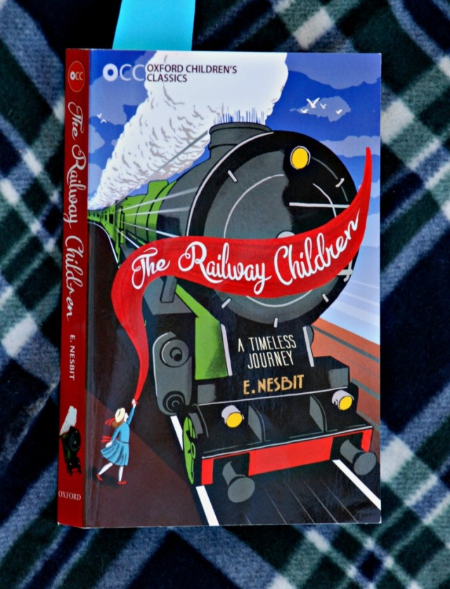 The Railway Children by E Nesbit. Part of the Oxford Children's Classic Range. Quality kids books