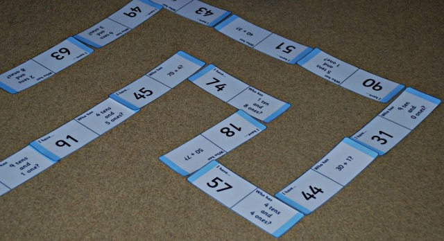 Place Value Loop Cards from Twinkl Resources