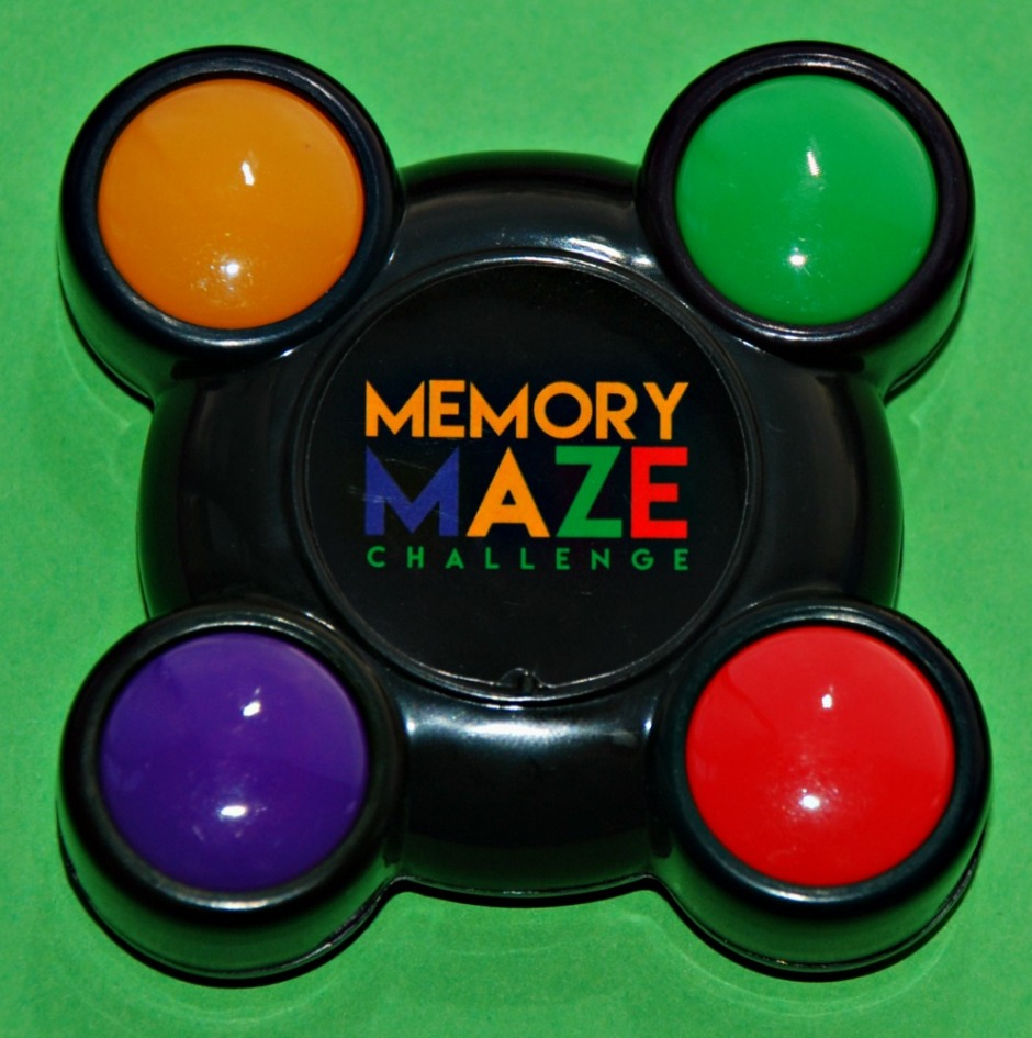 Memory Maze Challenge game for children