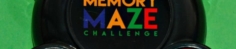 Memory Maze Challenge game for children