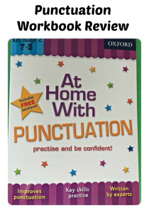 At Home With Punctuation by Oxford University Press. A review of the workbook