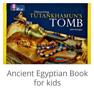 Ancient Egypt. Tutankhamun's Tomb. A stunning history book for primary aged children