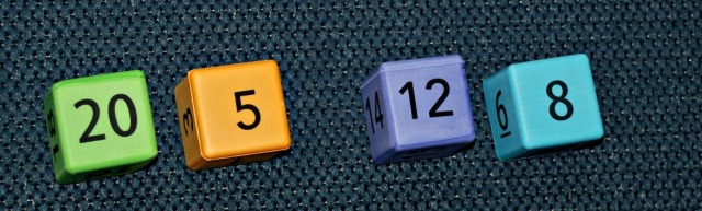 Multiple Representation Dice from Learning Resources