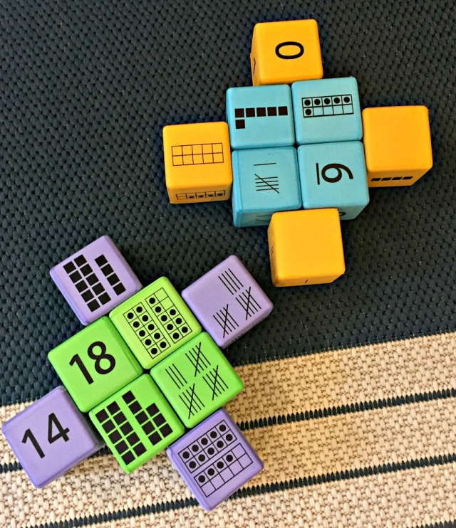 Learning Resources Multiple Representation Dice