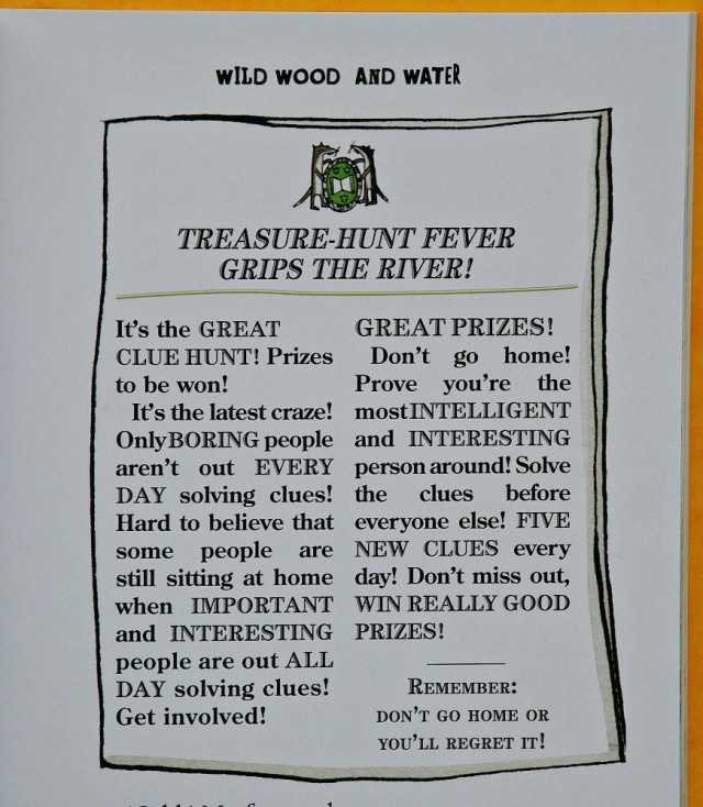 The New Adventures of Mr Toad. Toad in Troubled Waters. The fake treasure hunt