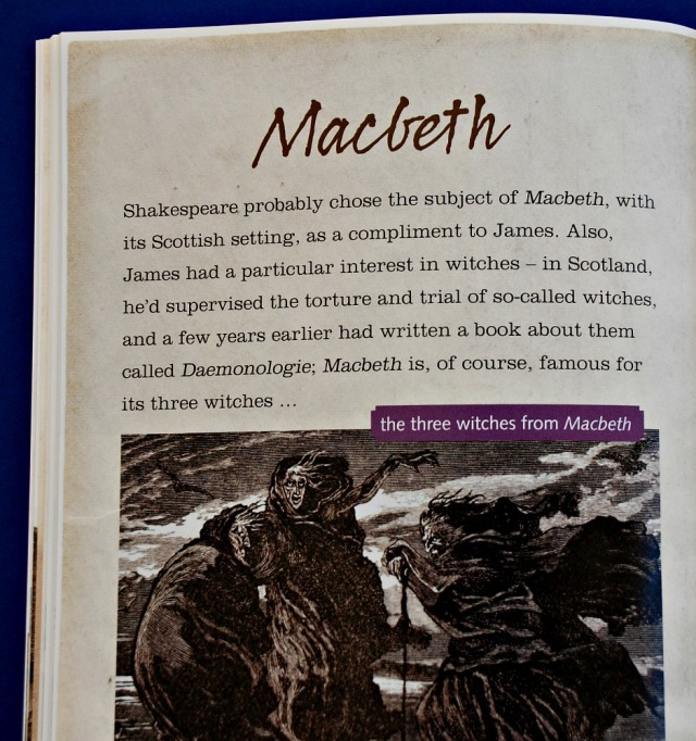 BIG CAT reader The Life and Times of William Shakespeare. A summary of Macbeth
