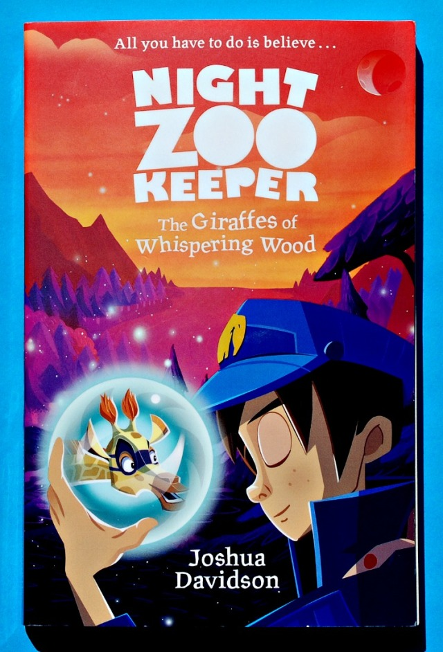 Night Zookeeper. The Giraffes of Whispering Woods by Joshua Davidson