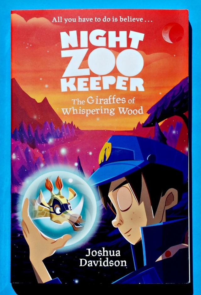 Night Zookeeper. The Giraffes of Whispering Woods by Joshua Davidson