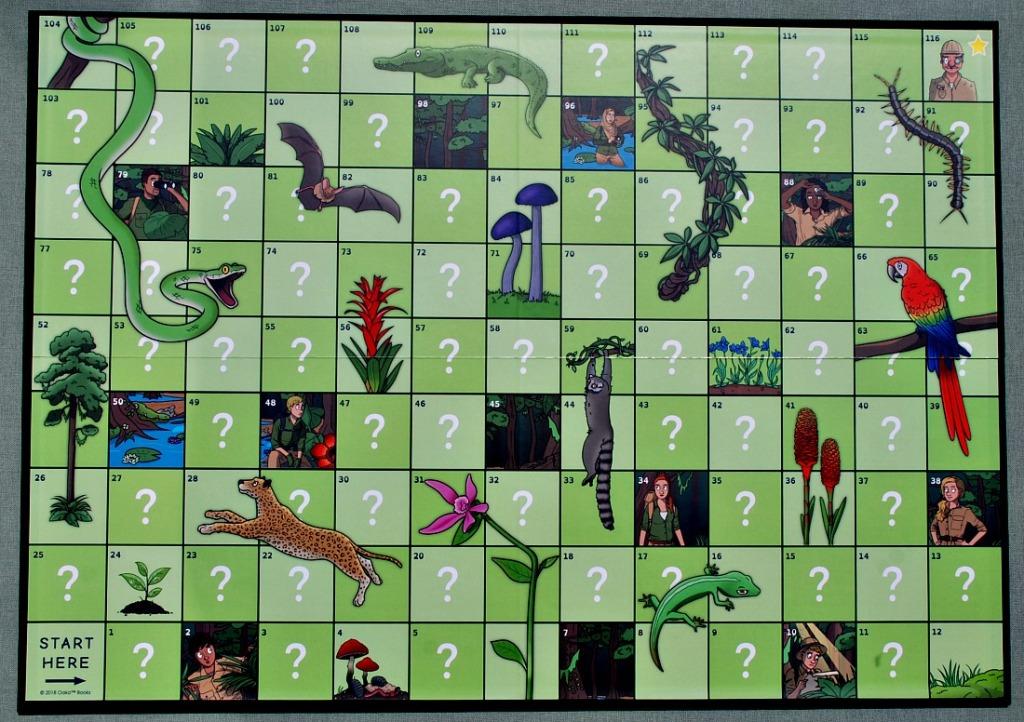 Oaka Books Predators and producers Board Game
