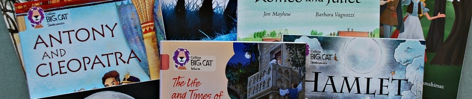 Shakespeare BIG CAT readers from Collins. Perfect reading material for Upper Key Stage 2 ages