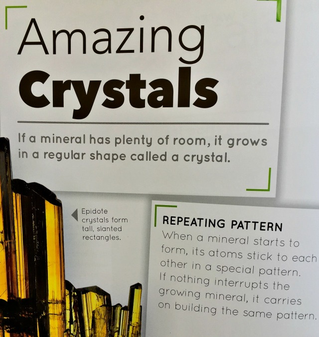 Rock Explorer Minerals - Amazing Crystals