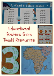 Educational Posters from Twinkl Resources
