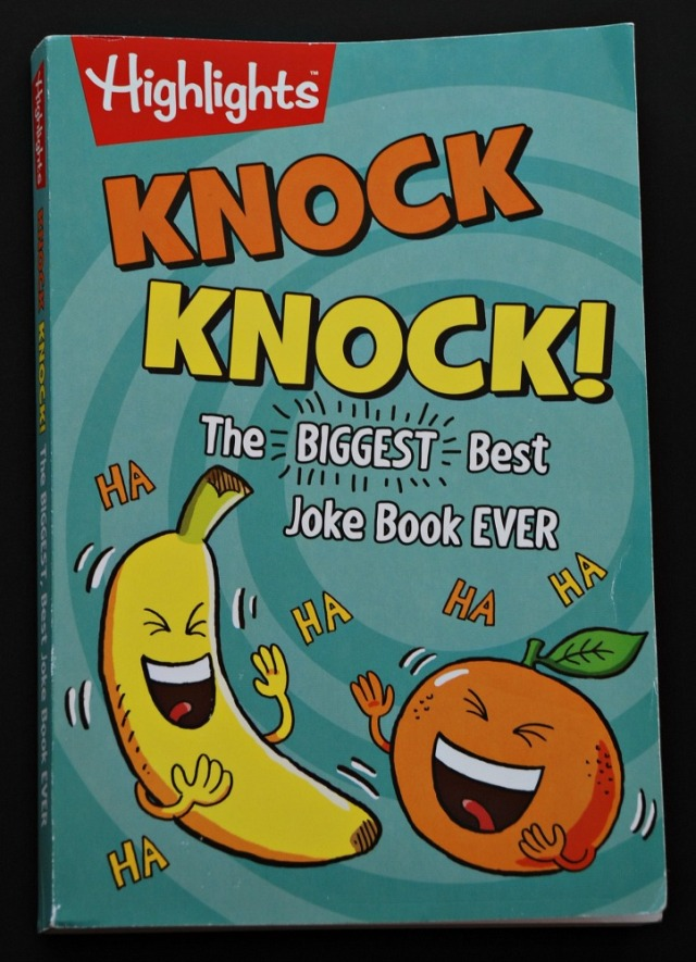 Knock Knock! The Biggest Best Joke Book Ever