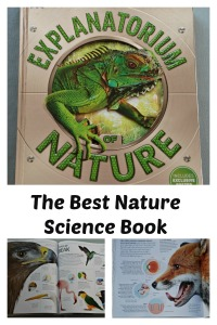Explanatorium Nature Book by DK. The best and only Nature Science book that you will need in your house