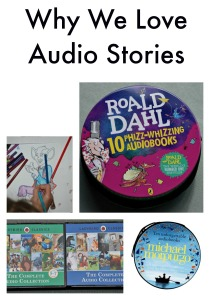 Why We Love Audio Stories and the Audio Stories that we have used