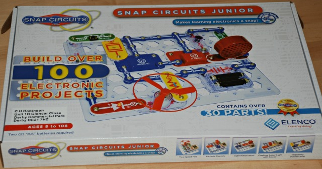 Snap Circuit set