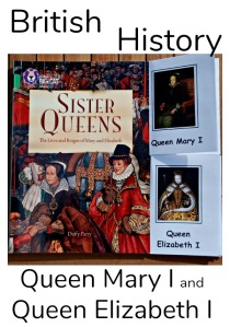 British History. Tudor History. Queen Mary I and Queen Elizabeth I half sisters who were both Queens