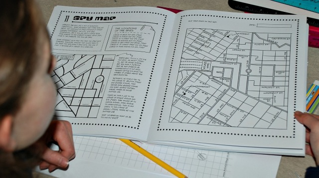 Get Mapmaking! How to get creative with maps. A map book filled with fun and unsual map activities. perfect for kids