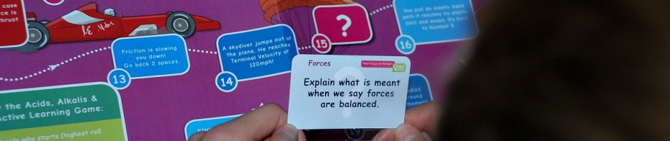Using the Forces Learning Game which is included in the Oaka Books Forces Topic pack