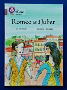 Collins BIG CAT reader Romeo and Juliet a great way to introduce Shakespeare
