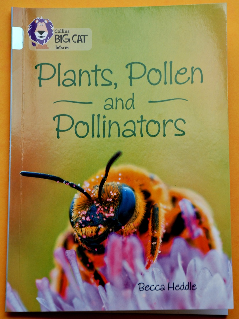 Collins BIG CAT readers Plants. Pollen and Pollinators book