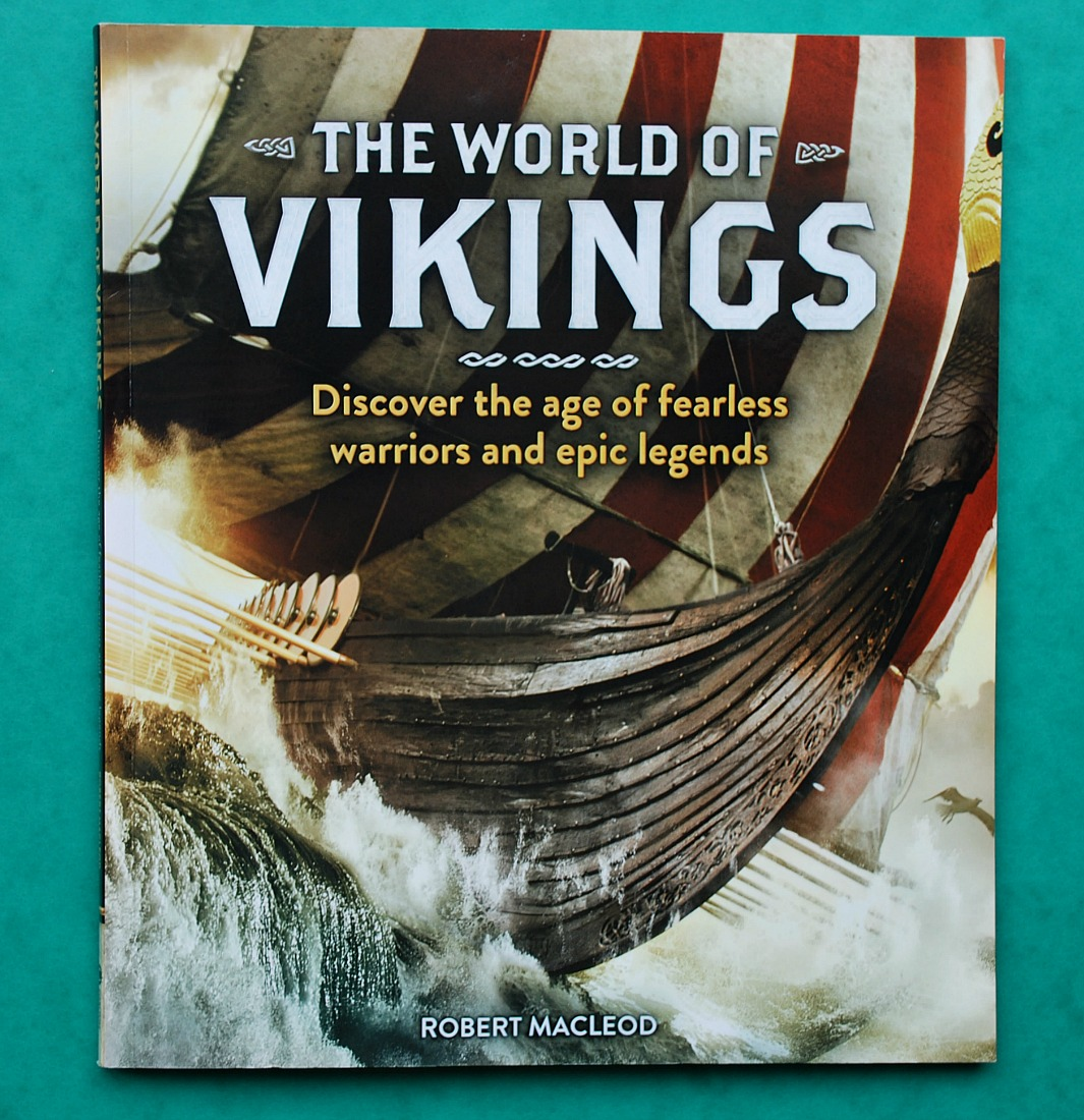 The World of Vikings written by Robert Macleod