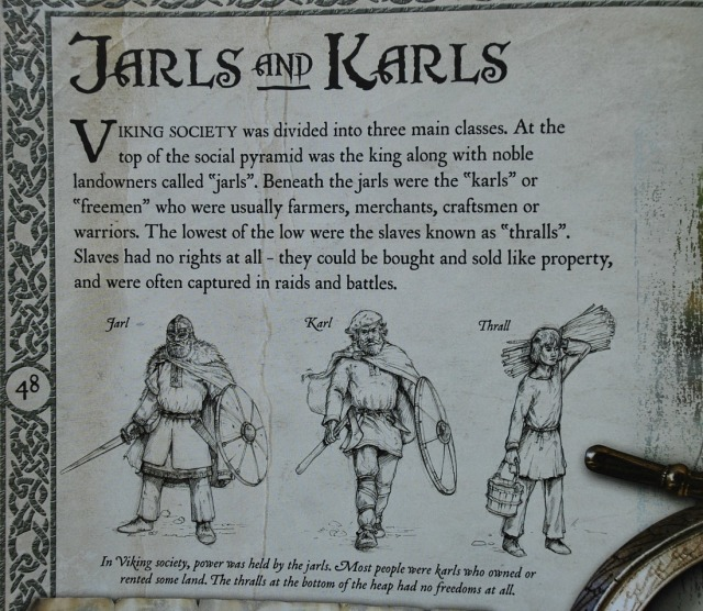 The World of Vikings Jarls and Karls