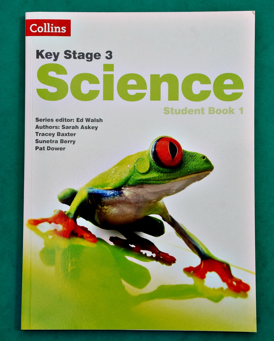 Collins Key Stage 3 Science Student Book 1
