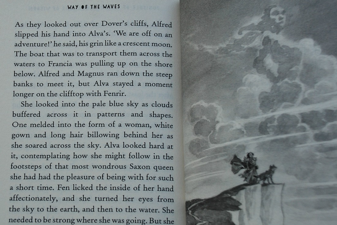 Way of the Waves a fun Viking Mystery for kids