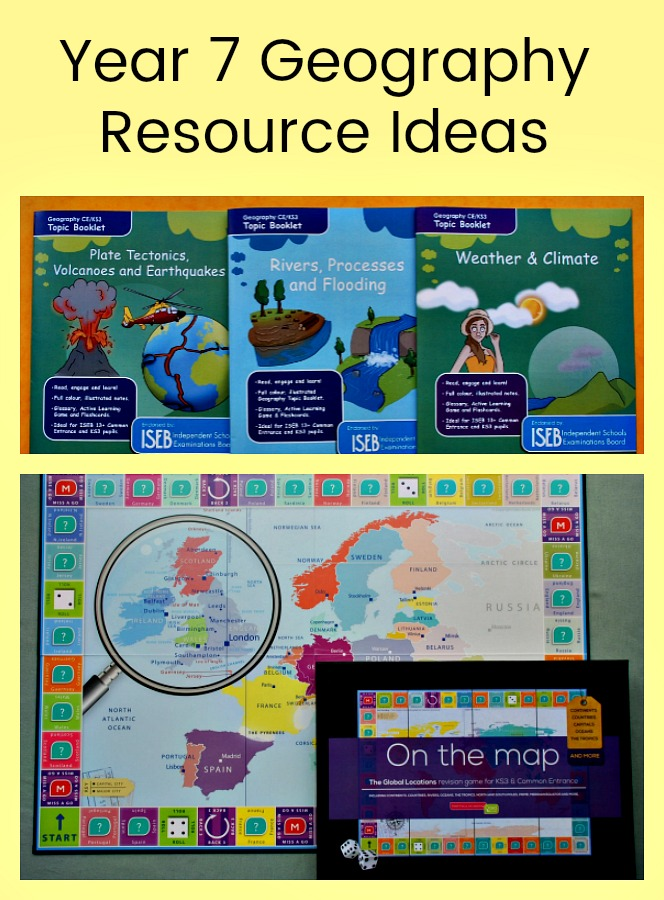 Starting Year 7 – Geography Resource Ideas   ofamily
