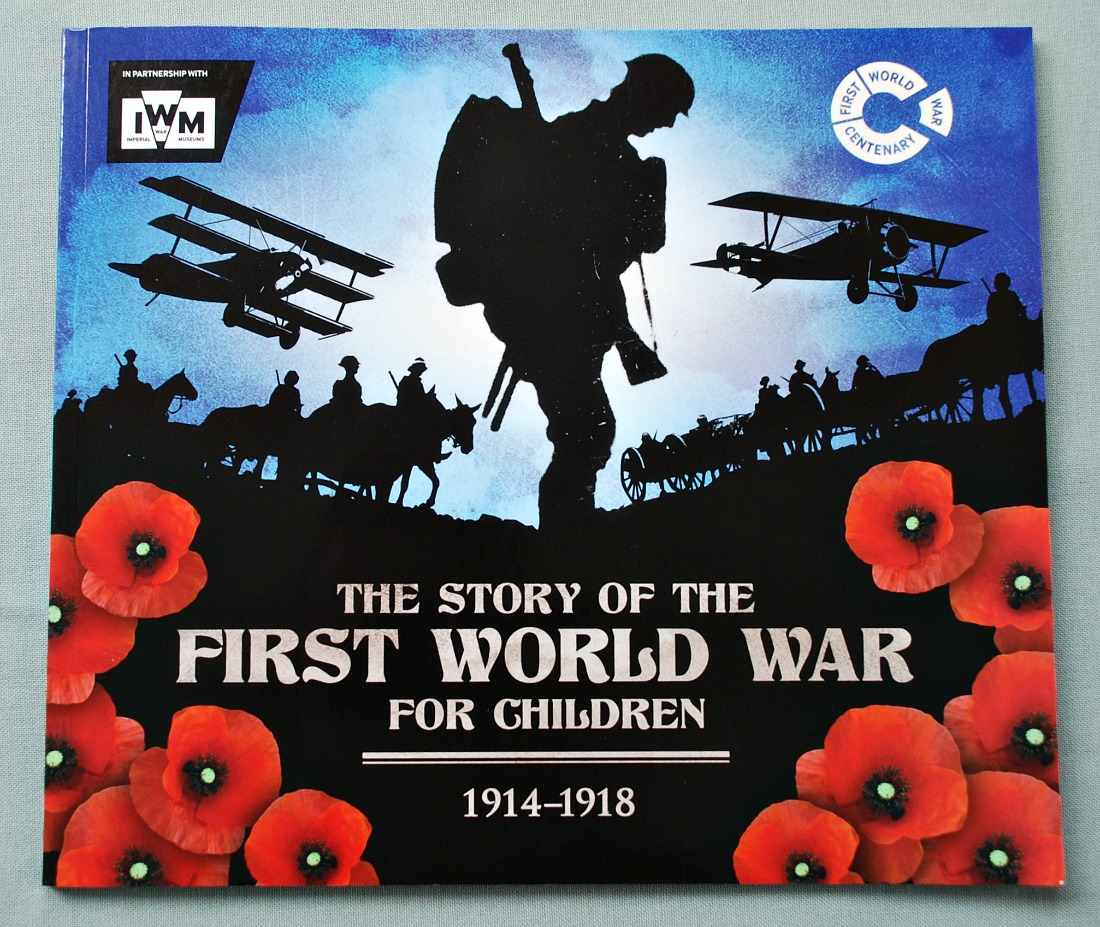 The Story of the First World War for Children by Carlton Kids