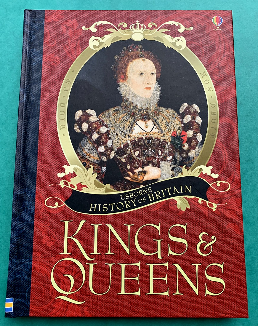 Usborne Kings and Queens Book