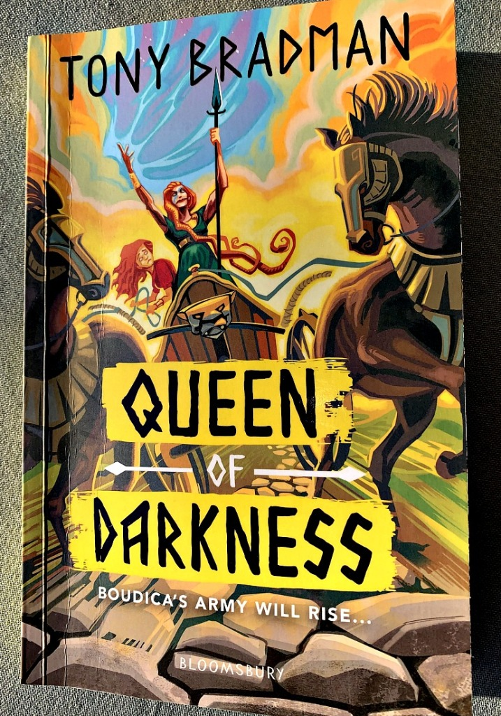 Queen of Darkness. Boudica's Army Will Rise