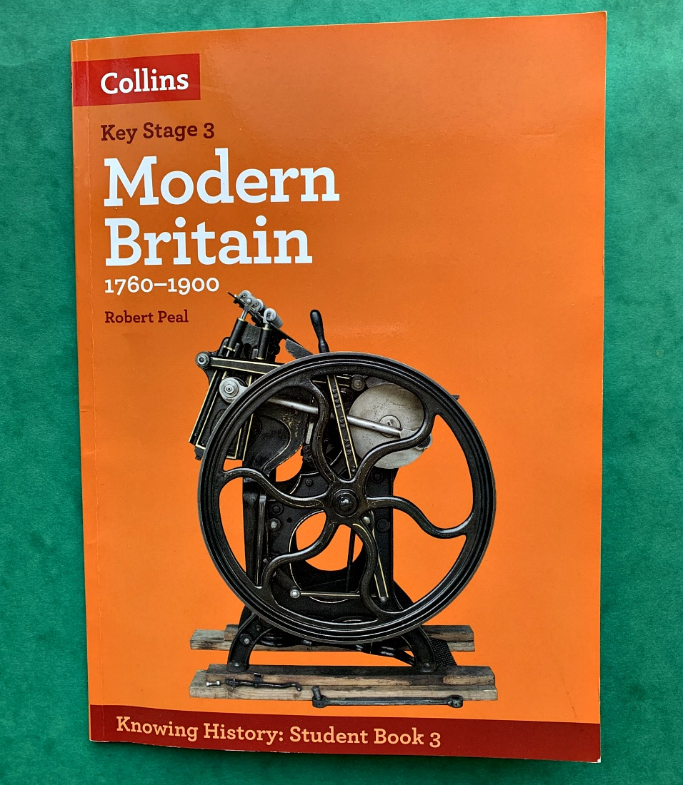 Collins Modern History Key Stage 3 Book by Robert Peal