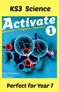 Key Stage 3 Science Resource from Oxford University press. Activate 1 student book