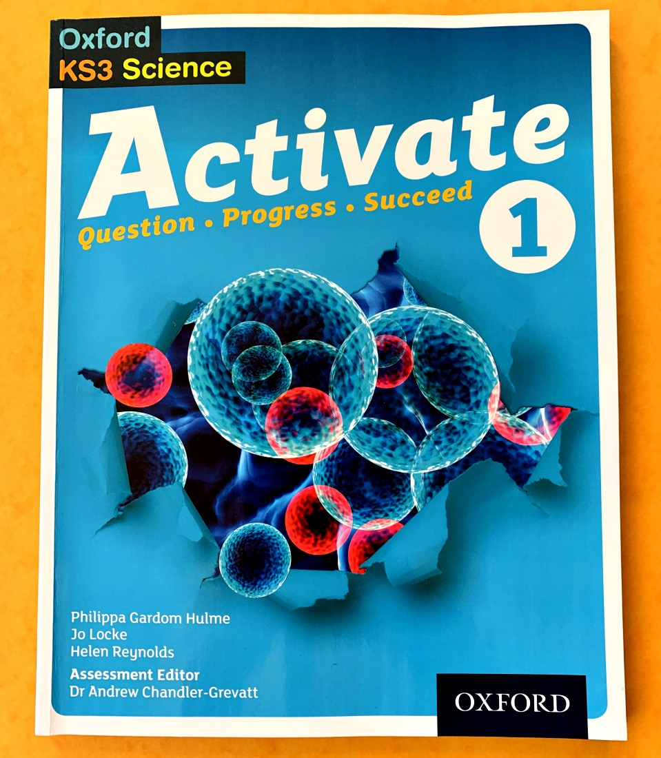 Oxford University Press Key Stage 3 Science Activate 1