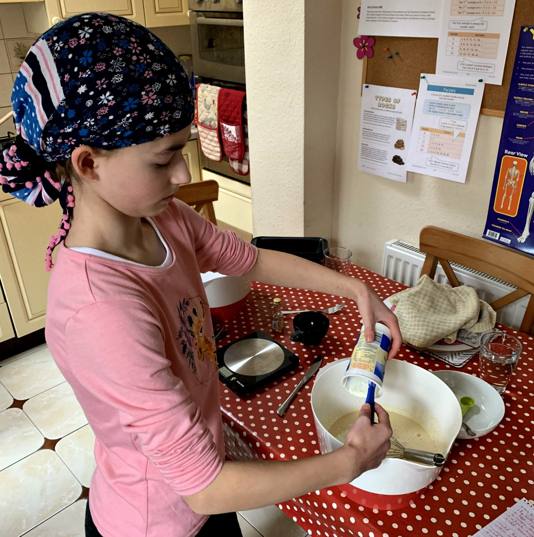 buttermilk rusks ofamily learning together