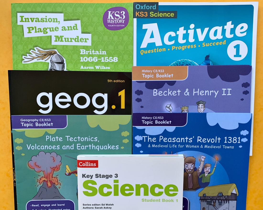 KS3 Educational resources