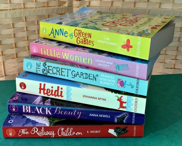 Great Books Oxford Children's Classics