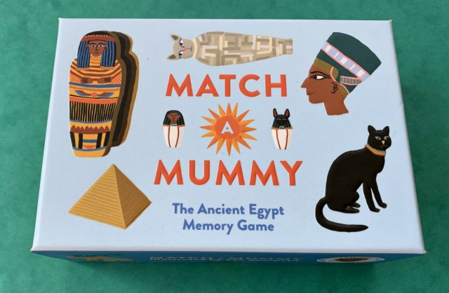 Match Mummy game. Great for Ancient Egyptian learning