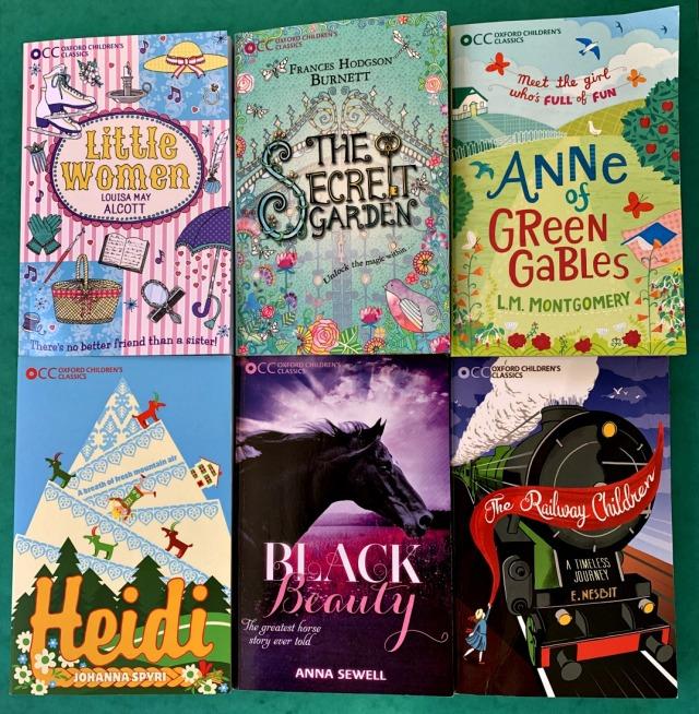 Oxford Children's Classic Books