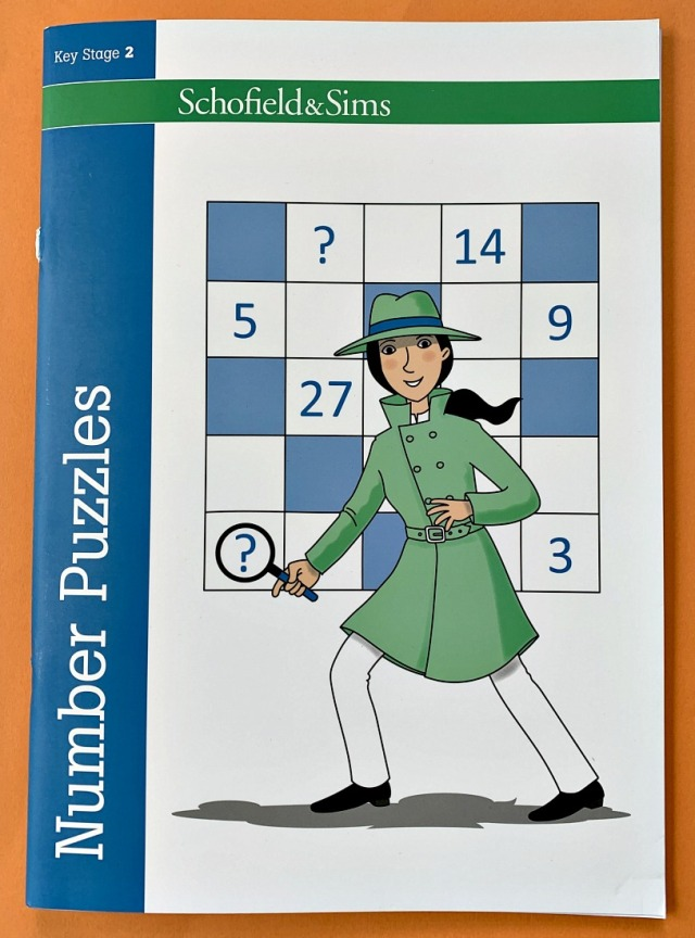 Schofield & Sims Number Puzzle Book Key Stage 2 Maths