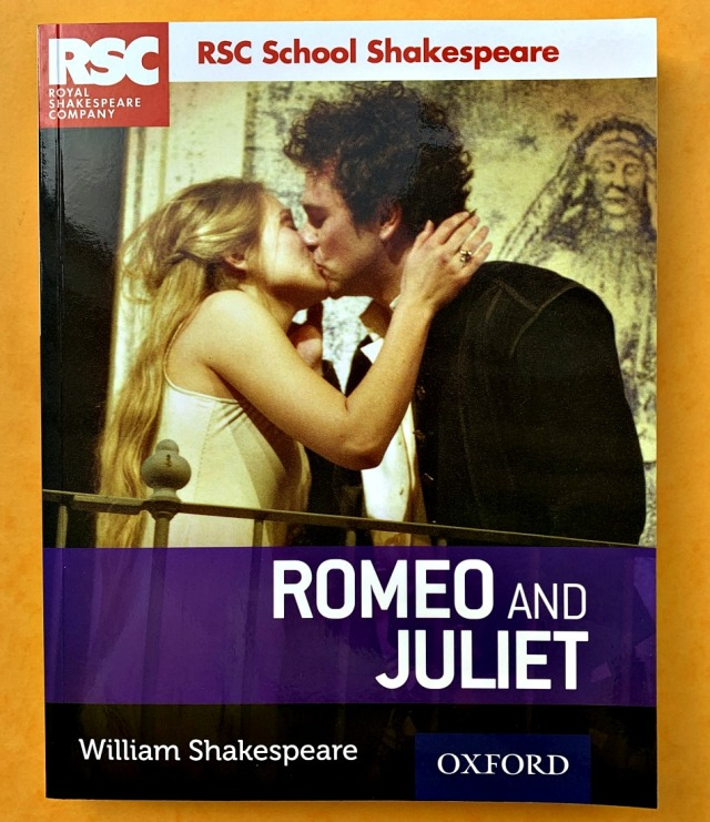 RSC School Shakespeare Romeo and Juliet