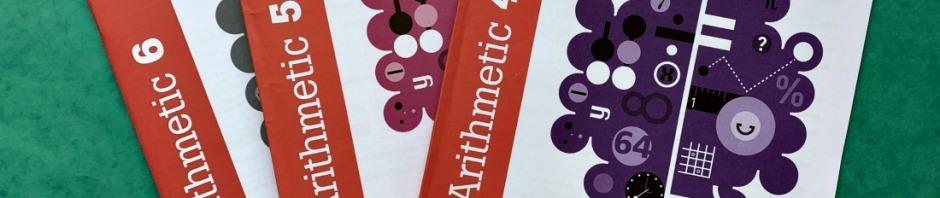 Schofield & Sims Mental Arithmetic Books
