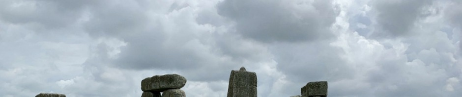 Stonehenge ofamily learning together