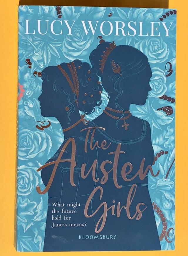 The Austen Girls written by Lucy Worsley