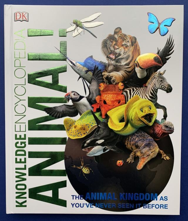 DK Animal Knowledge Encyclopedia