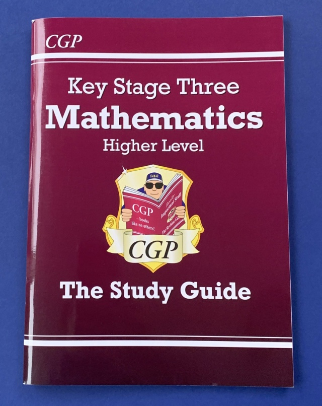 Key Stage 3 Maths Higher Level Study Guide